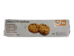 Μπισκότα Cookies Σοκολάτα 225g