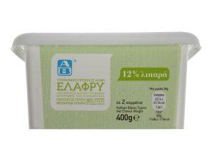 Τυρί Ελαφρύ Σε Άλμη 400gr