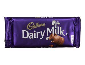 Σοκολάτα Γάλακτος 110gr