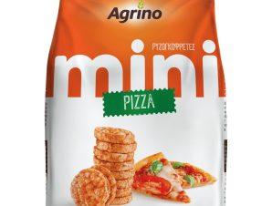 Ρυζογκοφρέτες Μίνι Pizza 50g