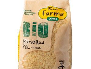 Ρύζι Parboiled Βιολογικό 500g