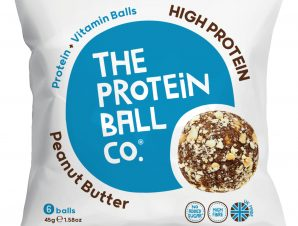 The Protein Ball Co – Peanut Butter 45gr