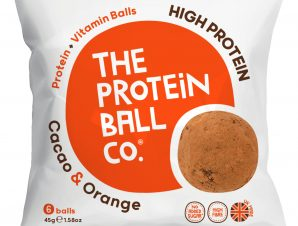 The Protein Ball Co – Cacao & Orange 45gr