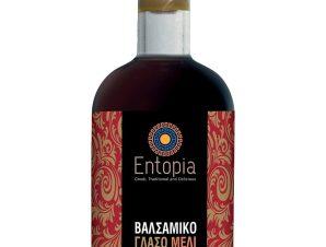 """Βαλσάμικο γλάσο με μέλι """"Entopia"""" 250ml>"""