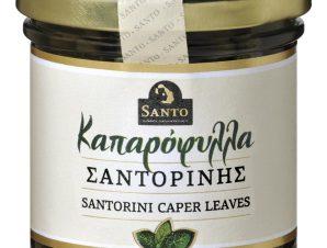 """Καπαρόφυλλα Σαντορίνης """"Santo"""" 150g >"""