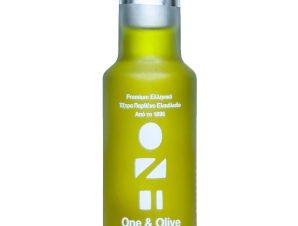 """Εξαιρετικό παρθένο ελαιόλαδο «One & Olive» Μεσσηνίας """"Αναγνωστόπουλος"""" 100ml>"""