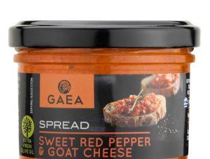 """Άλειμμα πιπεριάς Φλωρίνης με μυζήθρα """"Gaea"""" 100g>"""
