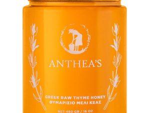"""Θυμαρίσιο μέλι, Κέας """"Anthea's"""" 460g>"""