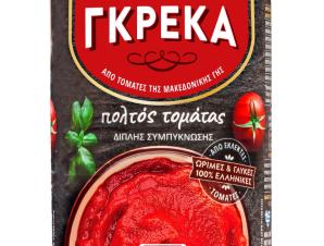 """Πολτός τομάτας """"Greka"""" 410g>"""